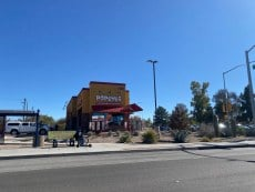 Popeyes at Speedway and Stone
