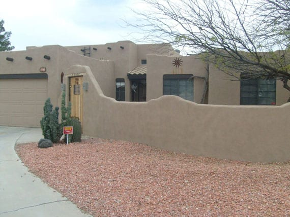 residential stucco service